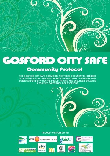 Gosford City Safe Community Protocol - Gosford City Council