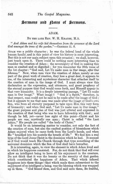 THE REV. THOMAS CONNELLAN, - The Gospel Magazine