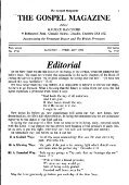 January-February - The Gospel Magazine - Page 2