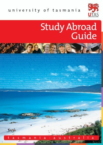 Study Abroad Guide - International Services - University of Tasmania