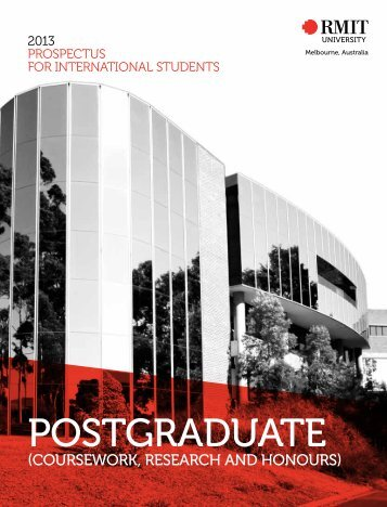 Postgraduate - GOstralia