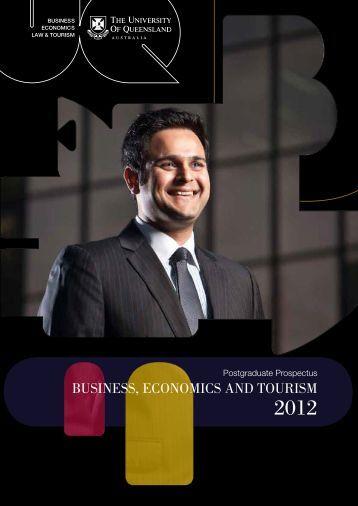 BUSINESS, ECONOMICS AND TOURISM - GOstralia