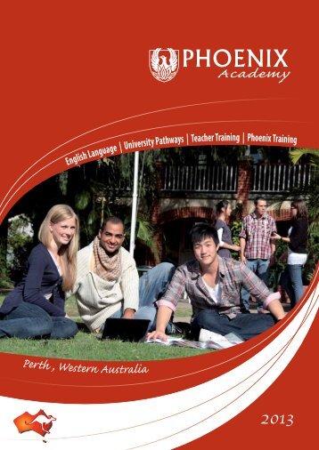 Phoenix Academy Brochure - GOstralia