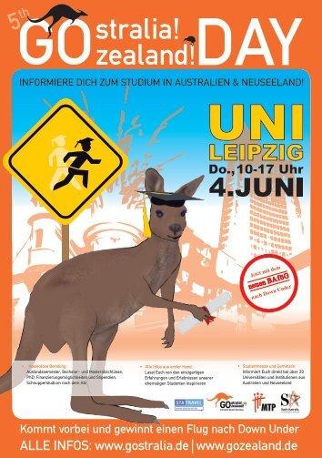 ALLE INFOS: www.gostralia.de|www.gozealand.de