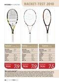 RACKET-TEST 2010 - gotennis - Erfolgreicher Tennis spielen - Seite 3