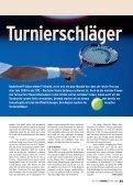 RACKET-TEST 2010 - gotennis - Erfolgreicher Tennis spielen - Seite 2