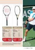 RACKET-TEST 2010 - gotennis - Erfolgreicher Tennis spielen - Seite 6