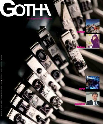 interview holiday fashion party - Gotha Magazine