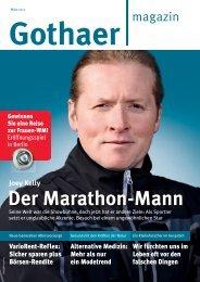 Magazin herunterladen - Gothaer Versicherungen