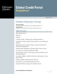 Gothaer Insurance Group