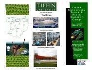 2012 Track & CC Brochure - Tiffin University