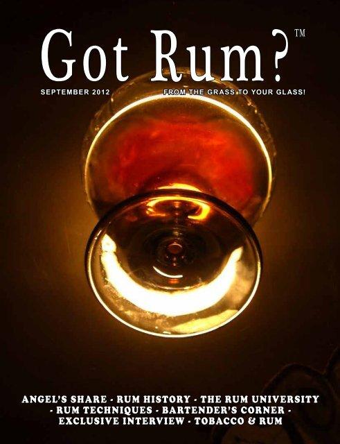 Download Free Low Resolution PDF - Got Rum?