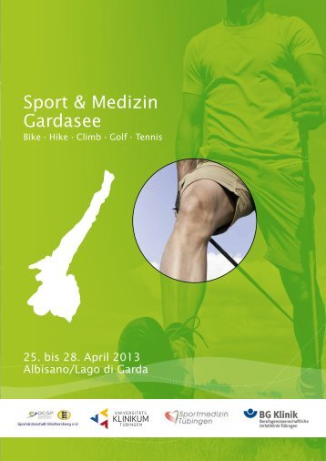 Flyer Sport & Medizin Gardasee April 2013 - saew.de
