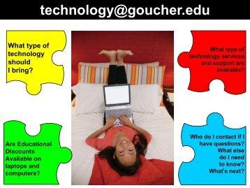 presentation - Goucher College