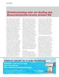 Gastkolumnist Kurt Waldvogel zum Thema Direktmarketing und ...