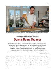 Dennis Remo Brunner