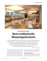 Die zwei grossen Museum-Events in der Bundesstadt