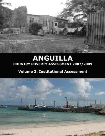 Volume 3 - Government of Anguilla