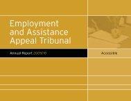 2009/10 Annual Report - Government of British Columbia