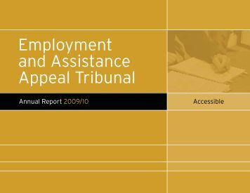 2009/10 Annual Report - Government of British Columbia
