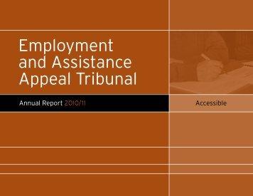 2010/11 Annual Report - Government of British Columbia