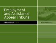 2011/12 Annual Report - Government of British Columbia