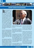 Newsletter Vol II Issue 1 2007 - Government of Botswana - Page 3