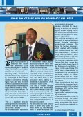 Newsletter Vol II Issue 1 2007 - Government of Botswana - Page 6