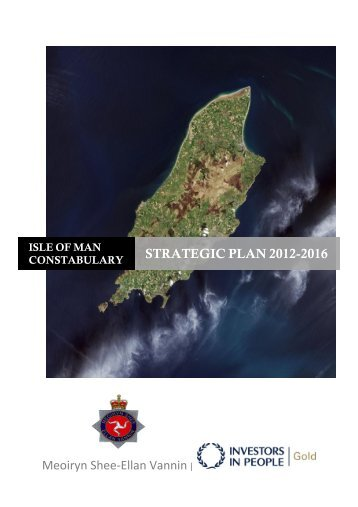 STRATEGIC PLAN 2012-2016 - Isle of Man Public Services