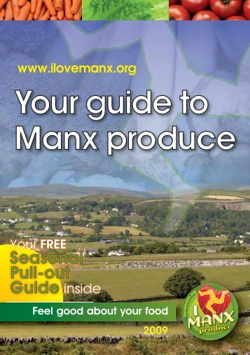 I Love Manx Brochure - Isle of Man Government