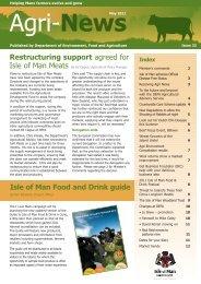 Helping Manx farmers evolve and grow Agri- News - Isle of Man ...
