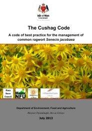 Isle of Man 'Cushag Code' - Isle of Man Public Services