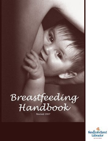 Breastfeeding Handbook - Government of Newfoundland and ...