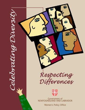 Celebrating Diversity - Government of Newfoundland and Labrador