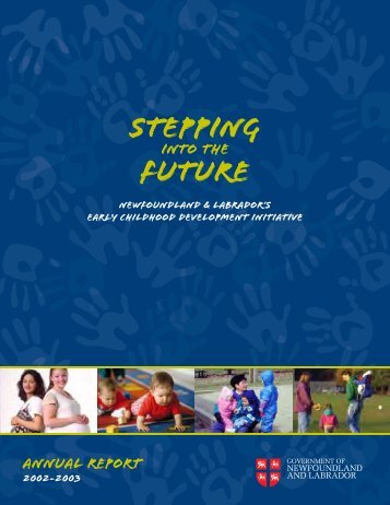 Stepping future - Government of Newfoundland and Labrador
