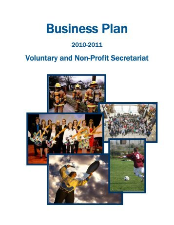Business Plan - Government of Newfoundland and Labrador