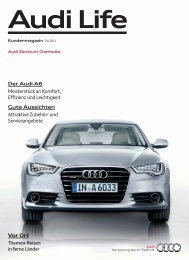 Audi Life 01/11