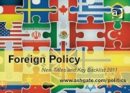 Foreign Policy - Ashgate