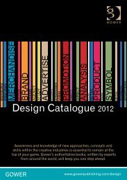 Design Catalogue 2012 - Ashgate