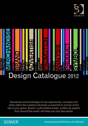 Design Catalogue 2012 - Ashgate