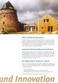 Broschüre Bauzukunft Holz - Wir schaffen Profil - Beinbrech - Seite 3