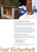 Broschüre Bauzukunft Holz - Wir schaffen Profil - Beinbrech - Seite 7