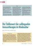 Spezifische orale Toleranz- induktion – ein Update - Seite 3