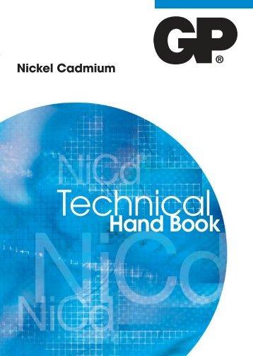 Nickel Cadmium - GP Batteries