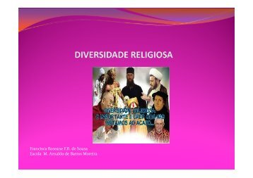 (Microsoft PowerPoint - Diversidade Religiosa\(1\) SEQU ... - GPER