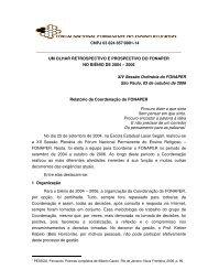 CNPJ 03 824 857/0001-14 UM OLHAR RETROSPECTIVO ... - GPER