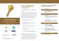 Flyer inkl. Agenda (PDF)