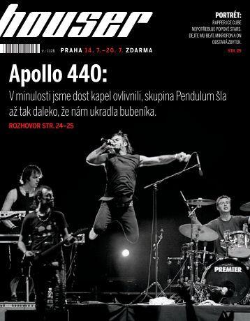 Apollo 440: - GRAND PRINC MEDIA, a.s.