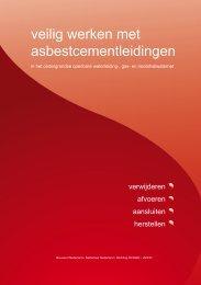 veilig werken met asbestcementleidingen