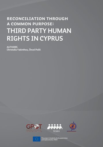 Third Party Human Rights in Cyprus - GPoT, Global Political Trends ...
